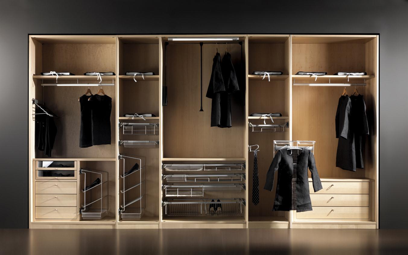 马六甲生态板可以做衣柜吗?衣柜效果图